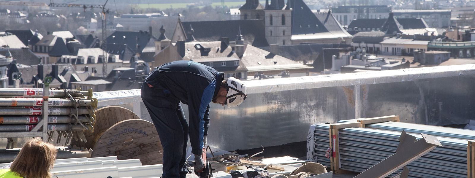 En 2018, au Grand-Duché, 90 entreprises du secteur de la construction ont fait faillite.