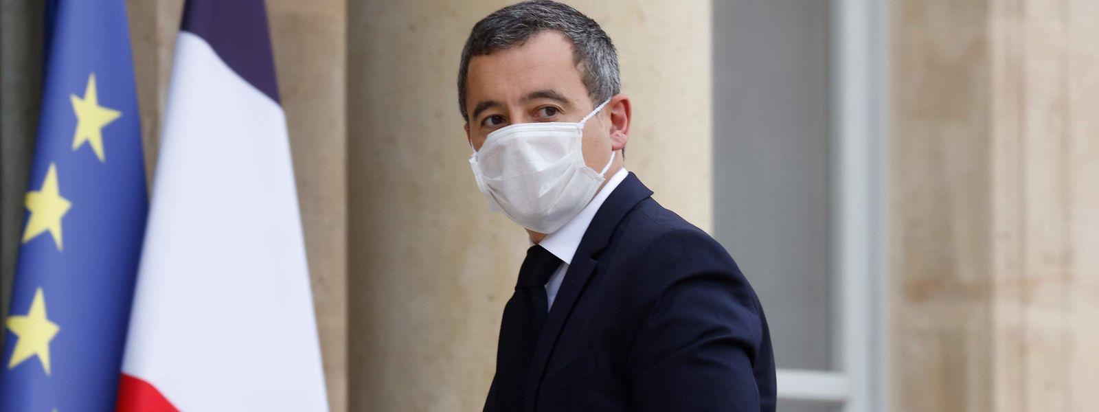Frankreichs Innenminister Gérald Darmanin.