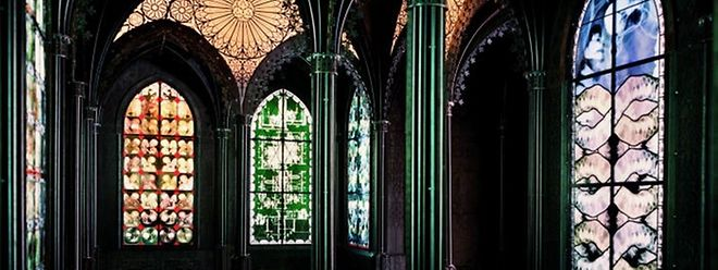 «La Chapelle» retrouvera le 28 mai les cartons de la collection du musée.