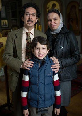 Joseph Sedrati et sa famille