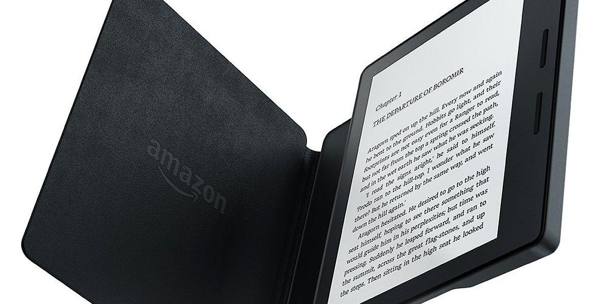 Dünner, aber teurer: Der neue eReader von Amazon ist ab Ende April für knapp 290 Euro erhältlich.