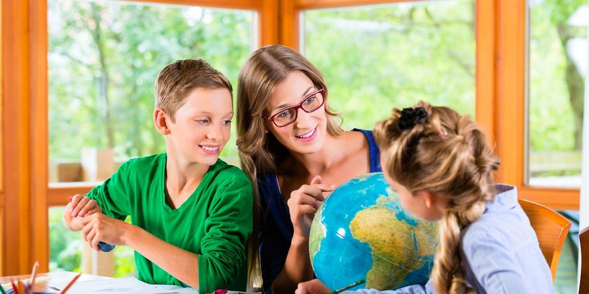 Wer seine Kinder zu Hause unterrichten will, muss sich an einige Regeln halten.