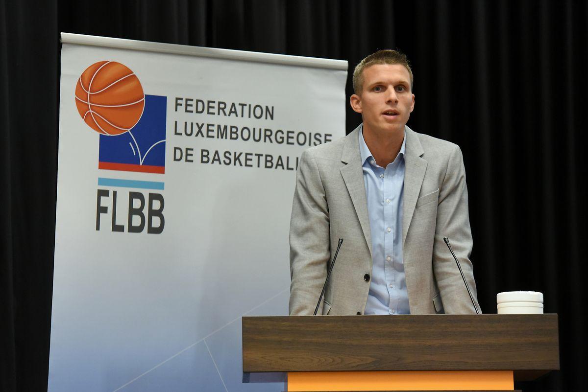 FLBB-Präsident Samy Picard möchte immer wieder mit den Vereinsverantworrtlichen in Kontakt treten.