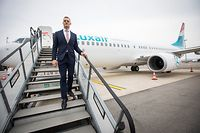 Gilles Feith neuer CEO - Luxair - Foto: Pierre Matgé/Luxemburger Wort
