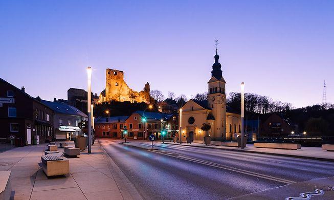 Hesperange castle dates back to the 13th century