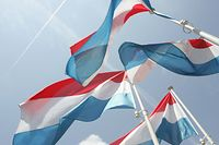 In Luxemburg dürfen ausländische Flaggen ohne Ausnahme gehisst werden.