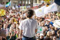 Klimaschutzdemonstration - United for Climate Justice - Foto: Pierre Matgé/Luxemburger Wort