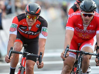 Jempy Drucker (L/BMC Racing Team) - Dwars door Vlaanderen - Foto: Serge Waldbillig