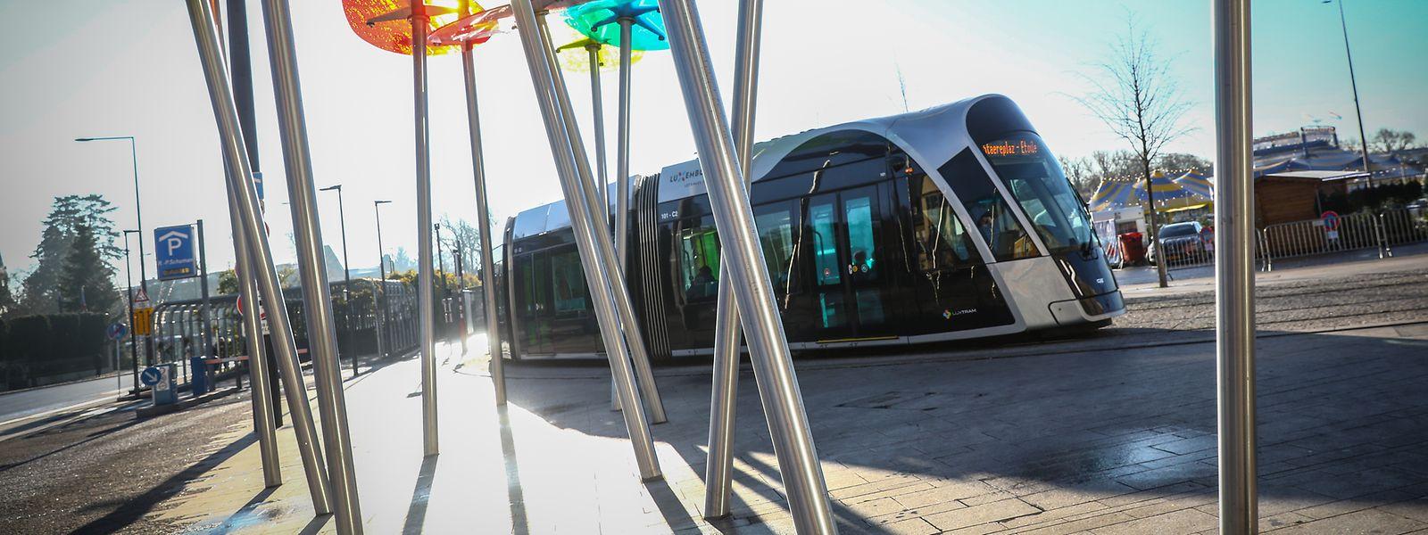 Umsonst mit Bus, Bahn und Tram: das sorgt auch im Ausland für großes Interesse.