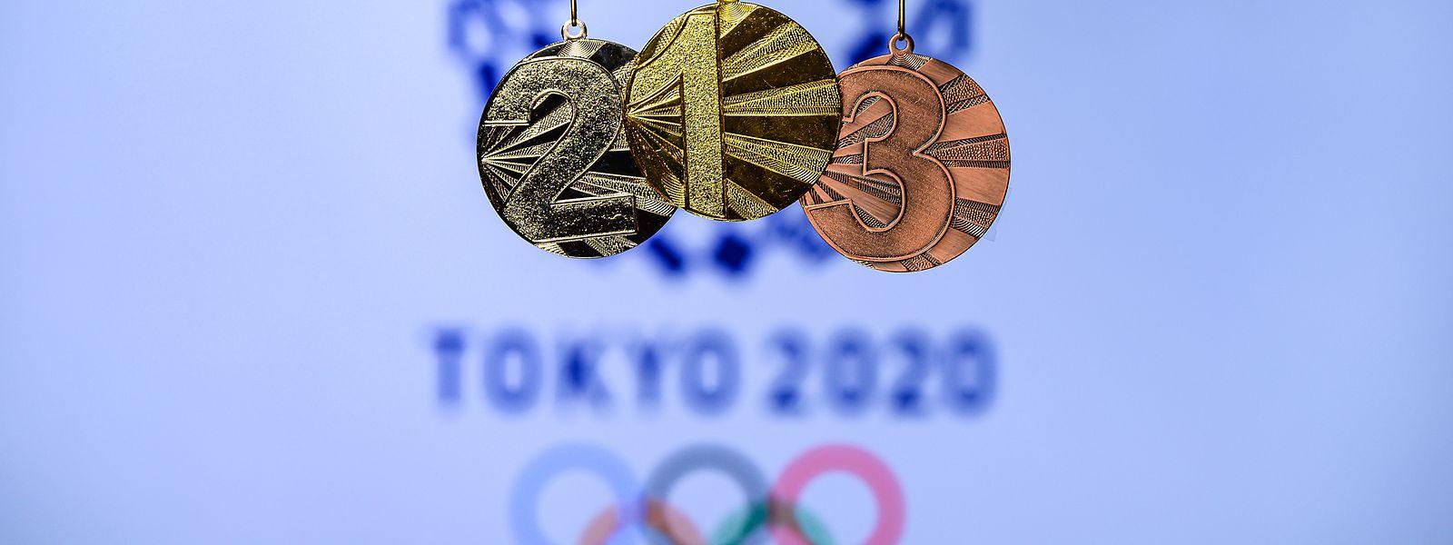 Les douze athlètes luxembourgeois tenteront, entre le 23 juillet et le 5 août de faire briller les couleurs du Luxembourg au cours des JO de Tokyo.