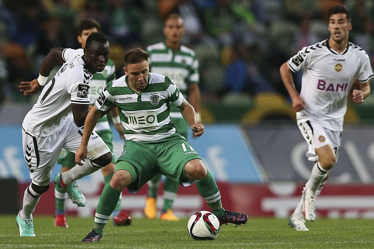 """""""Leões"""" garantiram pré-eliminatória na """"Champions"""""""