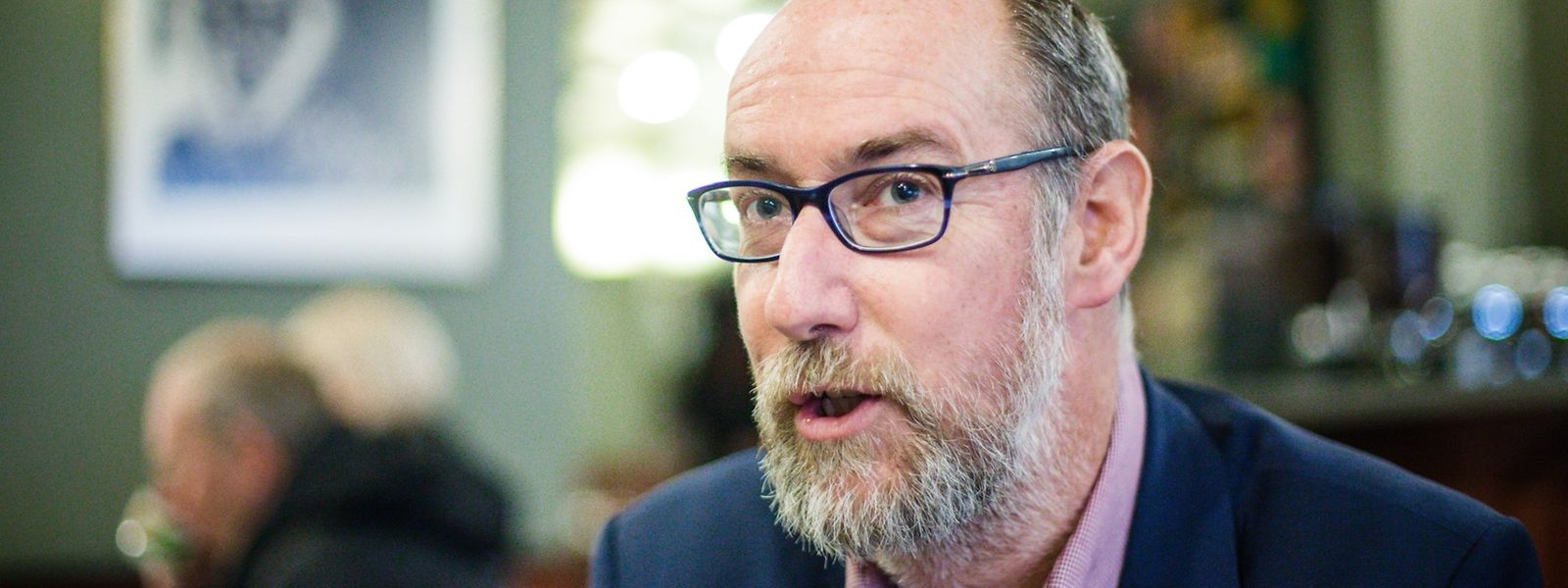 Gilles Baum ist seit dem 4. Februar DP-Fraktionschef.