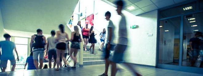 Mit seiner Lycée-Reform möchte Bildungsminister Claude Meisch erreichen, dass sich die Schullandschaft weiter diversifiziert.
