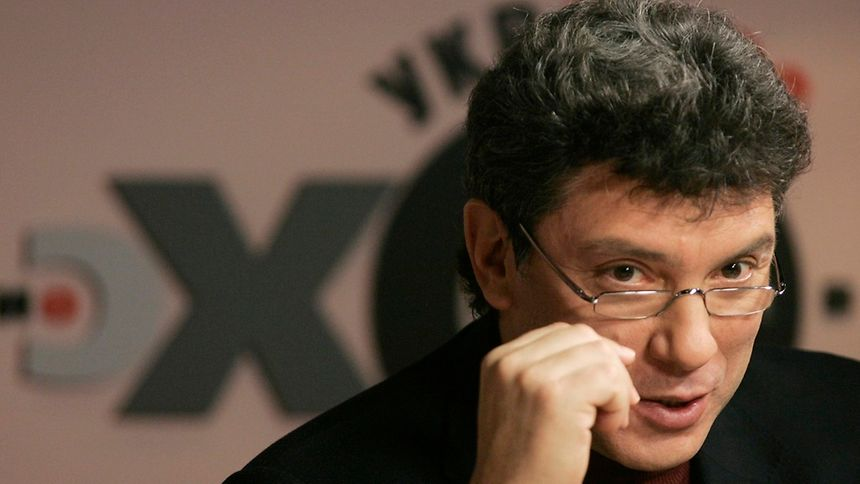 Nemtsov's killer sentenced to 20 years in prison