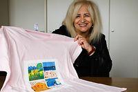 Lokales, Brustkrebs, Patientin, Giulia Mongelli Foto: Anouk Antony/Luxemburger Wort