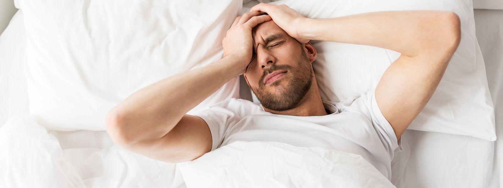 Dunkelheit, weniger Koffein und viel Lavendel - Tipps nicht für, sondern gegen schlaflose Nächte.