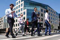 Die Flucht nach vorne: Viele Finanzakteure und Versicherer können es sich nicht leisten abzuwarten, welchen Deal Großbritannien mit der EU abschließt und finden in Luxemburg ein sicheres Tor zum europäischen Markt.