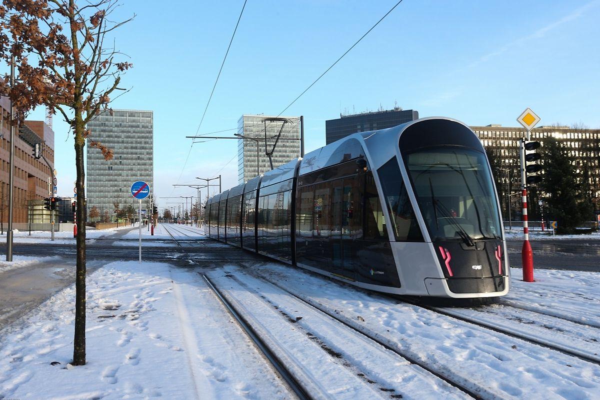Alors qu'une première panne avait immobilisé le tram - au lendemain de son inauguration - ce lundi 11 décembre, il a récidivé ce vendredi matin.