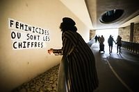 Collectif anti fémincides. Foto: Guy Wolff/Luxemburger  Wort
