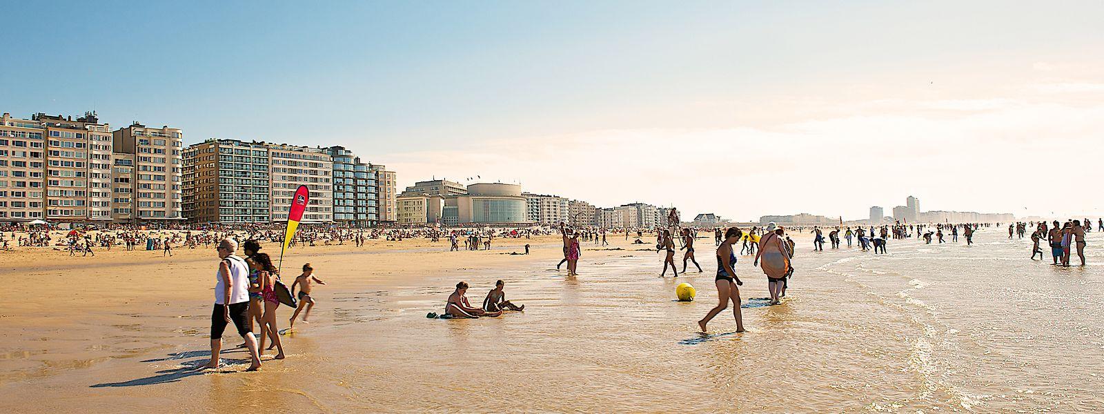L'accès à certaines plages belges est réglementé.