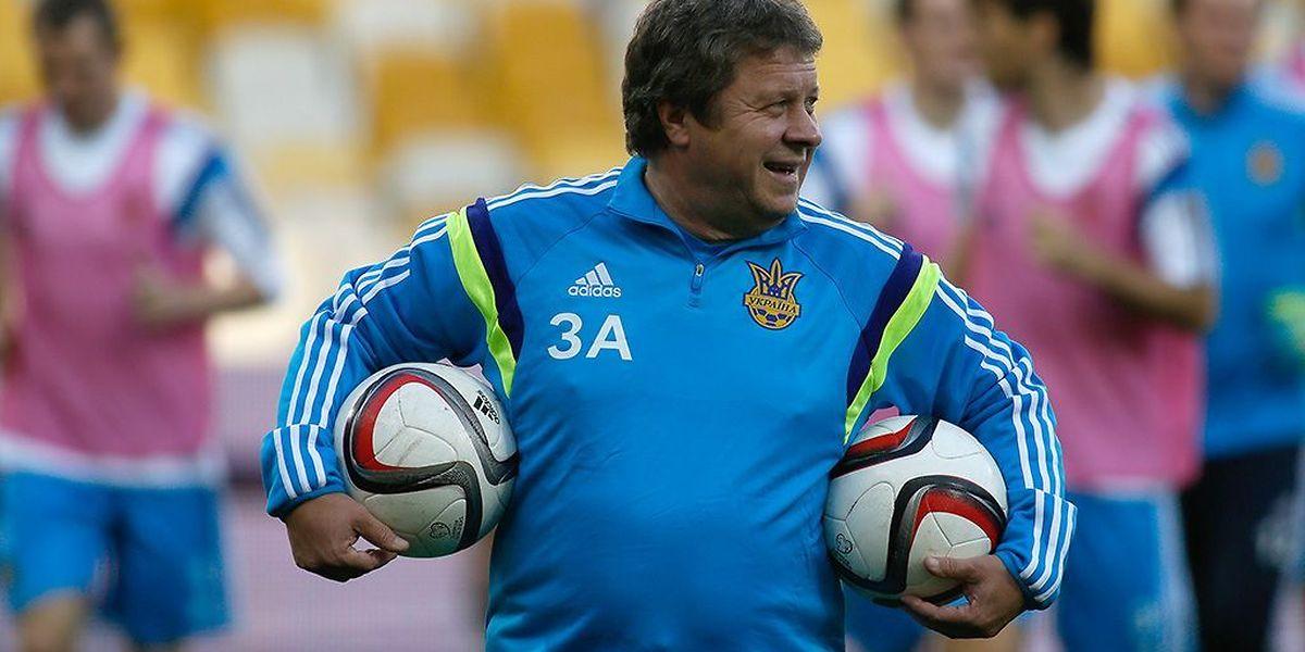 Alexandre Zavarov est persuadé que l'Espagne finira en tête du groupe et que l'Ukraine et la Slovaquie se disputeront la deuxième place