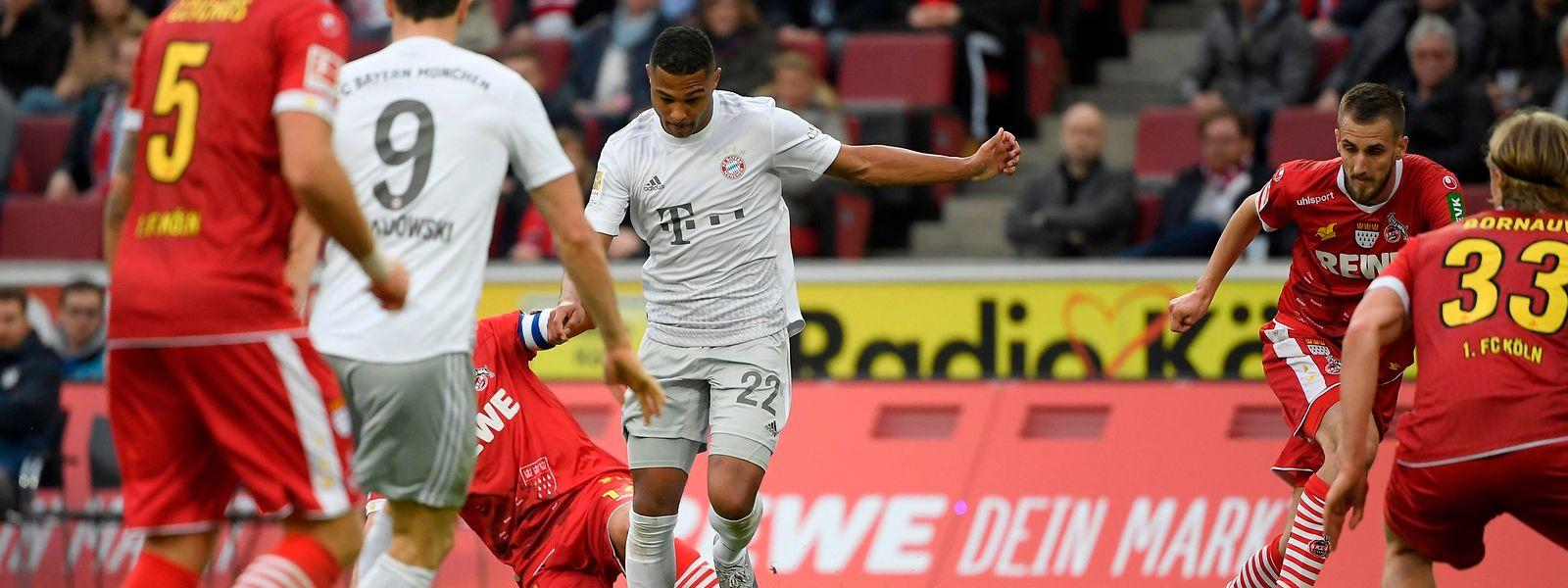 Serge Gnabry erzielte zwei der vier Münchener Treffer.
