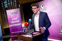 Piraten Presentatioun Kandidaten luxembourg le 07.05.2018 ©Christophe Olinger