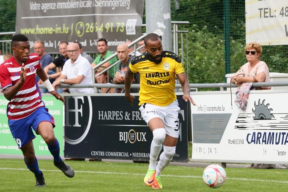 Alexandre Laurienté et les Dudelangeois avaient le match en mains avant de permettre à leurs adversaires de revenir dans le match en l'espace de cinq minutes.