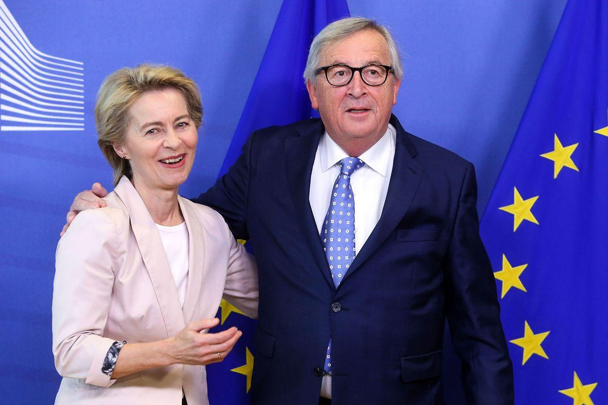 Va-t-elle succéder à Jean-Claude Juncker le 1er novembre prochain?