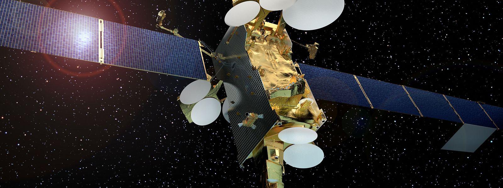 Luxemburg zu einem der führenden Akteure in der Weltraumindustrie zu machen, war eines der Herzensprojekte des früheren Wirtschafts- und Verteidigungsministers Etienne Schneider.