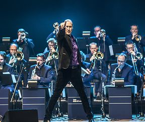 David Linx & The Brussels Jazz Orchestra