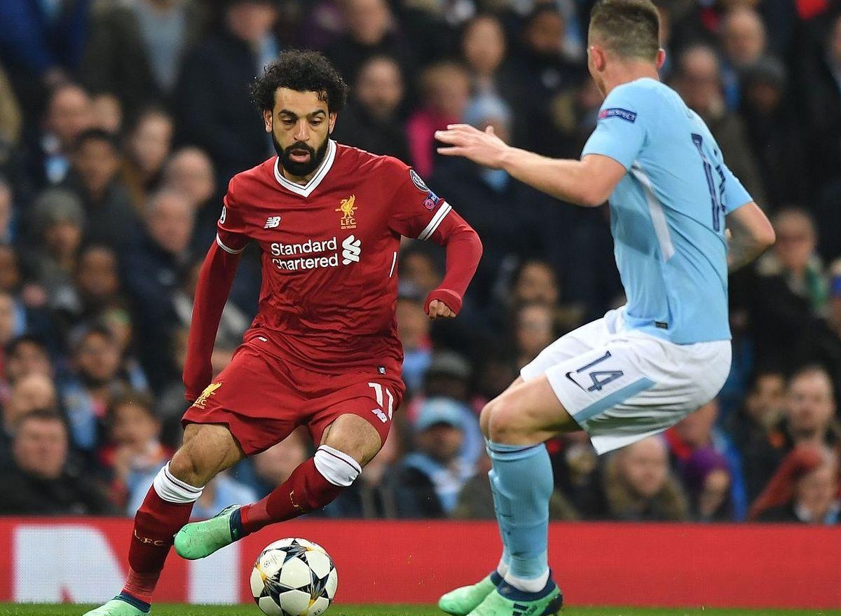 Comme au match aller, Mohamed Salah s'est montré à nouveau décisif. L'Egyptien a tué le suspense en égalisant avant l'heure de jeu.
