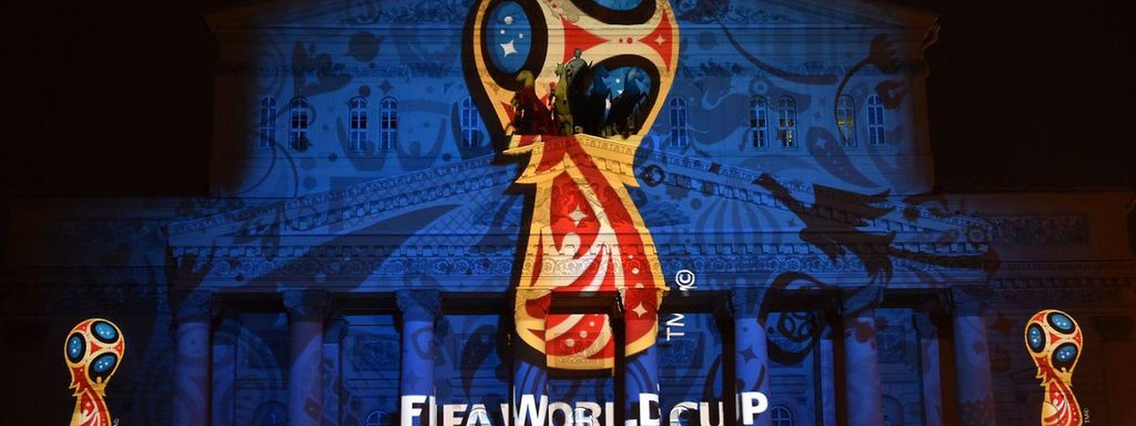 Die WM 2018 wird in Russland über die Bühne gehen.