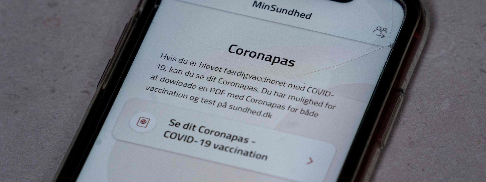 Certains pays d'Europe - comme le Danemark - ont d'ores et déjà mis en place un tel système pour faciliter les déplacements des voyageurs.