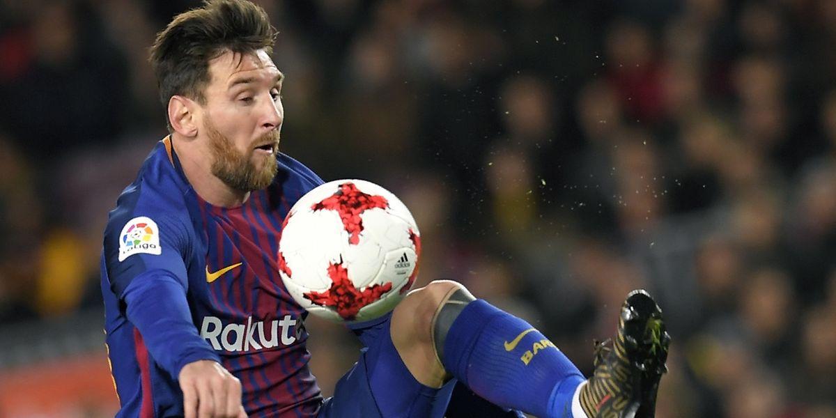 Le joueur du FC Barcelone, Lionel Messi, a déjà été condamné pour fraude à hauteur de 4,1 millions d'euros.