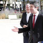 Secretário de Estado dos Assuntos Fiscais também vem ao Luxemburgo