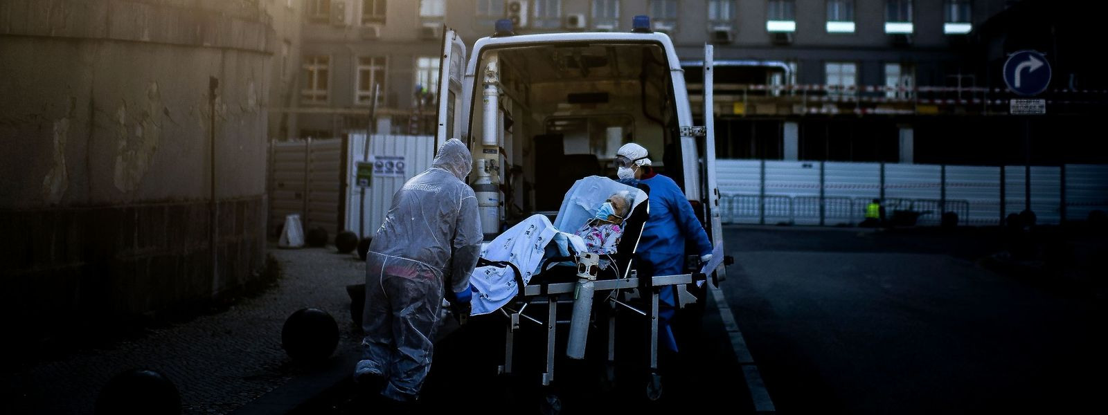 Selon la ministre de la Santé portugaise, les hôpitaux du pays subissent ces derniers jours une «énorme pression».