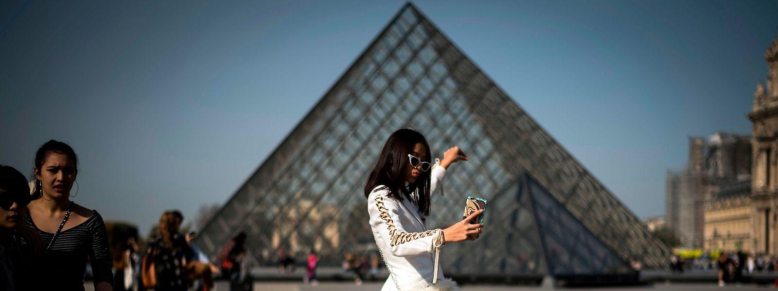 Der Louvre gehört zu den Top-Attraktionen des französischen Hauptstadt.