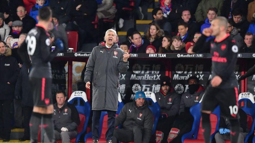 Arsène Wenger marque l'histoire de la Premier League