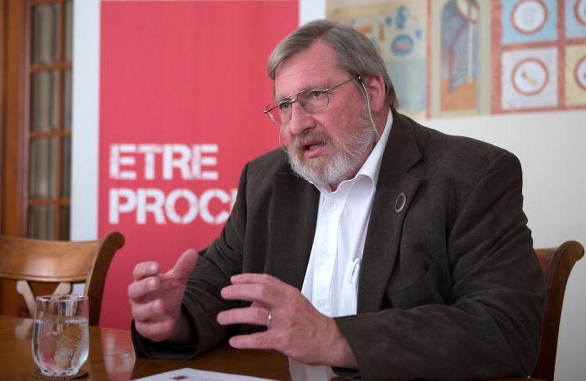Robert Urbé: «Les décisions politiques qui ont été prises vont, de principe, dans la bonne direction mais elles ne vont pas assez loin, pas au bout. »