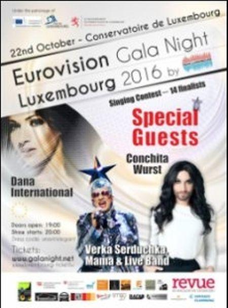 O espectáculo realiza-se este sábado (22) à noite no Conservatório do Luxemburgo.