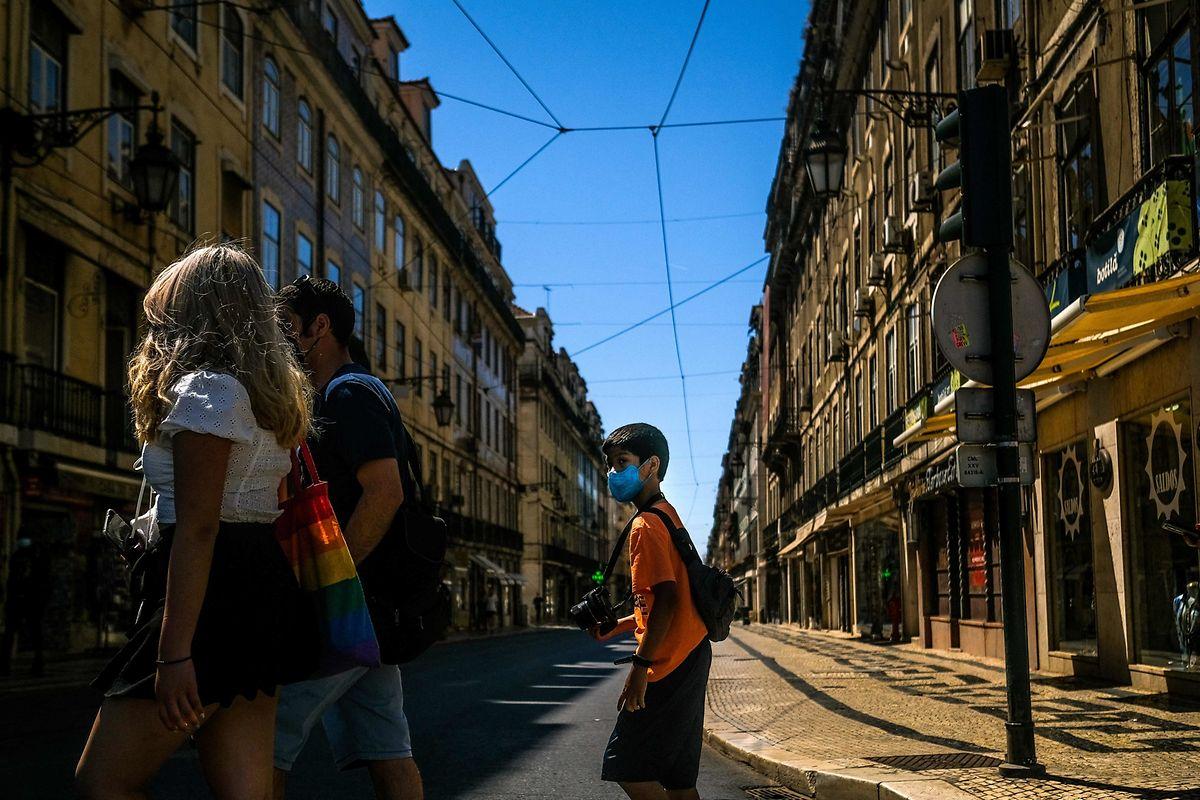 Die Corona-Lage in Portugal bleibt angespannt.