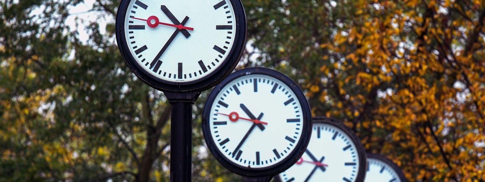 Le dossier du changement d'heure reste à ce jour en suspens.
