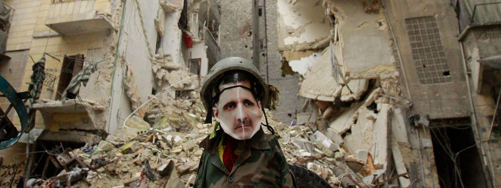 Vor neun Jahren begannen die Proteste gegen Assad, die zum Bürgerkrieg mit Hunderttausenden Toten führte.