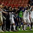 Die Spieler des FC Basel überzeugten mit einem couragierten Auftritt.