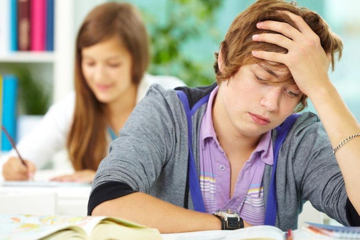 In Luxemburg müssen vergleichsweise viele Schülerinnen und Schüler Schuljahre wiederholen, um zum Erfolg zu gelangen.