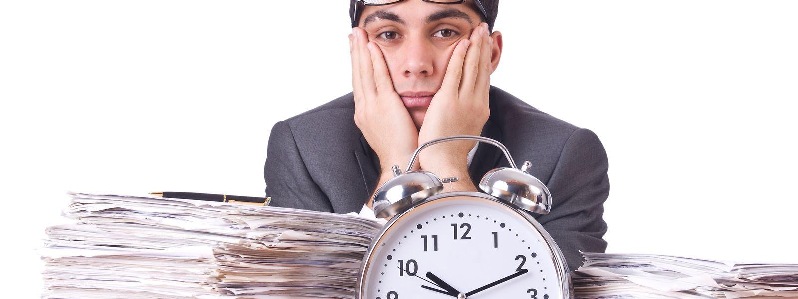A la semaine de 40 heures, les CDI préféreraient 36,3 à 38,7 heures hebdomadaires, payées le même prix