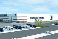 In den nächsten zwölf Monaten soll rund 500 Meter entfernt vom heutigen Gelände in Contern ein zusätzliches rund 46000 Quadratmeter großes Warenlager entstehen.