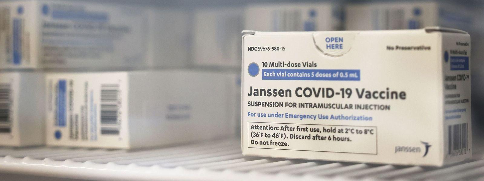 L'Europe a commandé 200 millions de doses à Johnson & Johnson d'ici la fin de l'année.