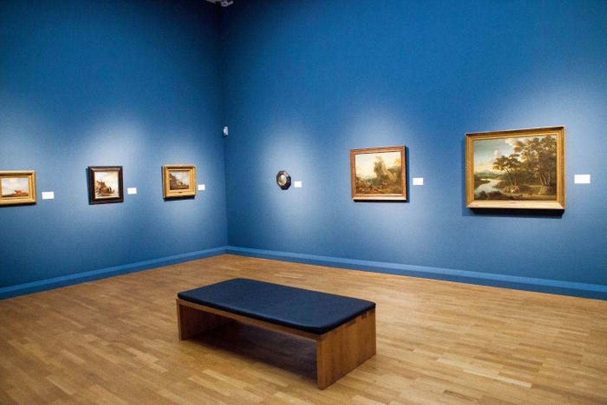 Les collections couvrent une période allant du XVIIe au XXIe siècles.